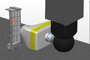 PolyWorks实用技巧   使用 PEM 延伸工具正确定位 CNC CMM 扫描测头